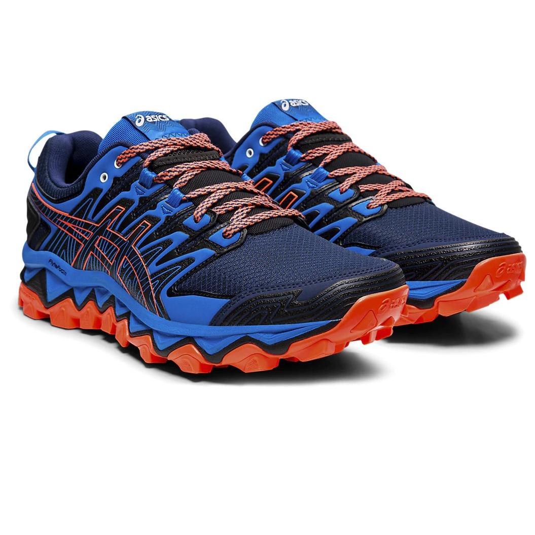 zapatillas asics hombre trail