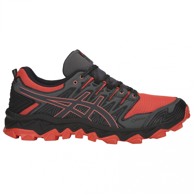 68d54cc7 Asics - Gel-FujiTrabuco 7 GTX - Trail running shoes - Black / Dark Grey | 8  (US)
