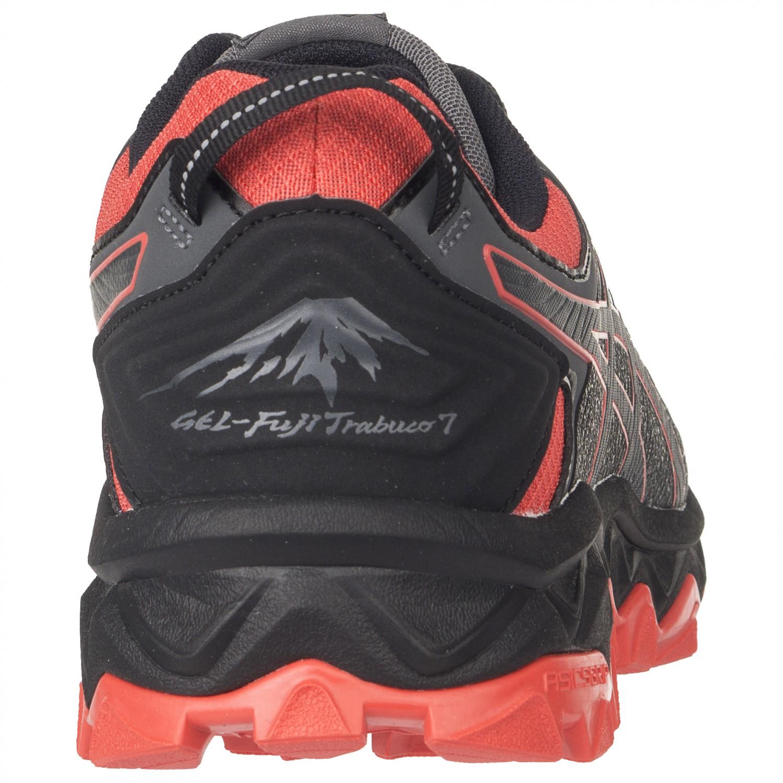 866c664c Asics - Gel-FujiTrabuco 7 GTX - Trail running shoes - Black / Dark Grey | 8  (US)
