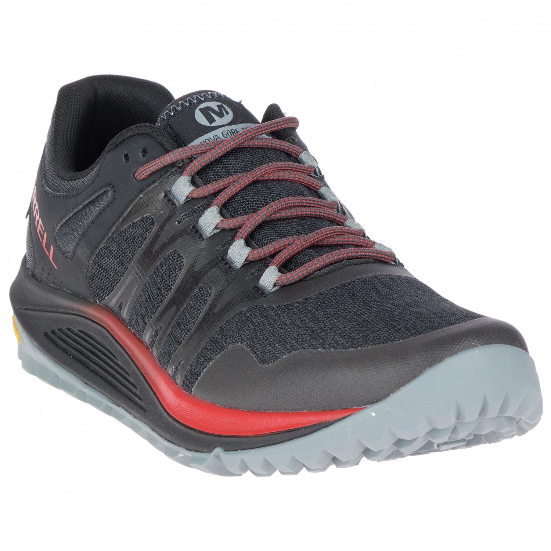 Merrell Nova GTX Chaussures de trail Black | 42 (EU)