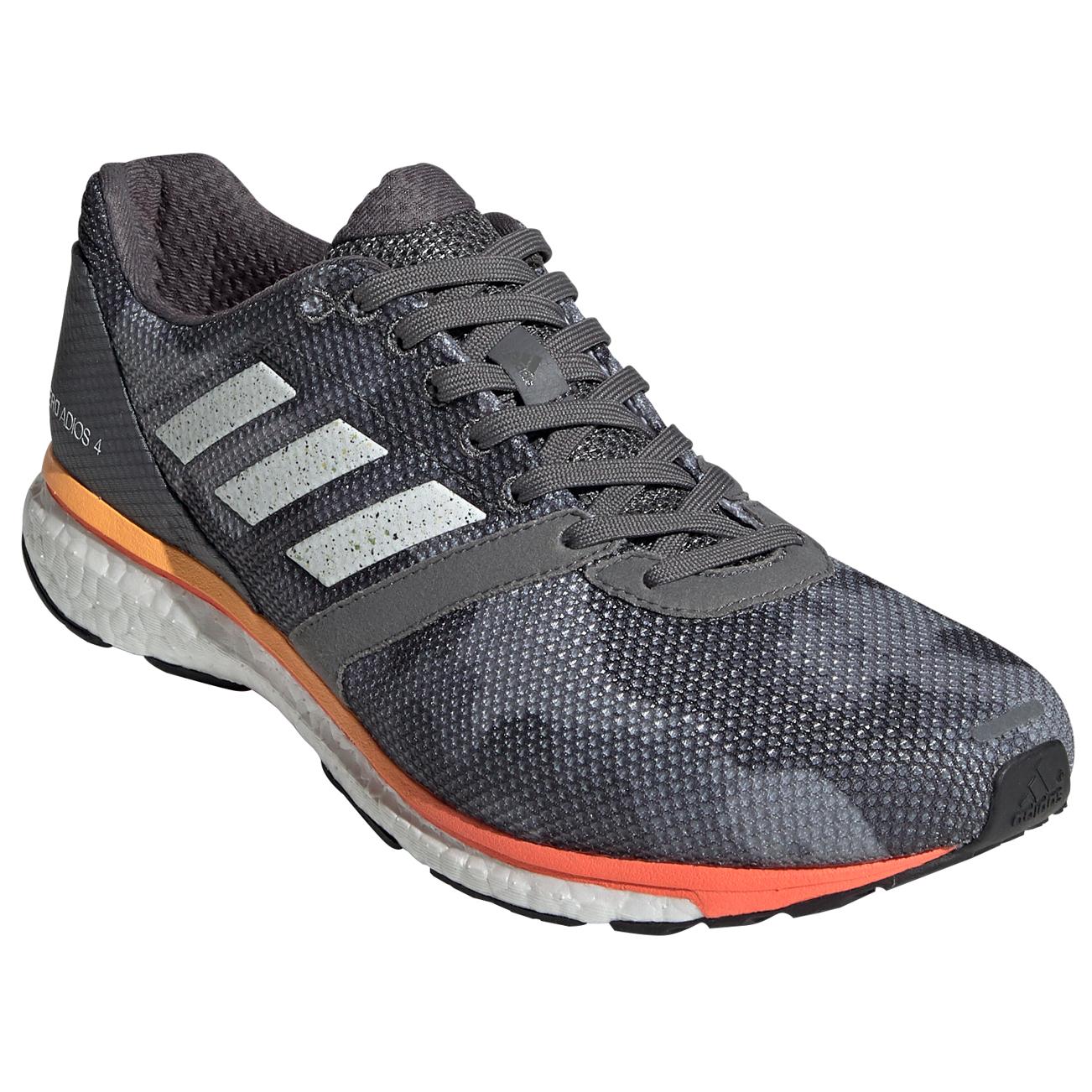 esquema Meseta máquina de coser  Adidas AdiZero Adios 4 - Zapatillas para correr Hombre | Comprar online |  Bergfreunde.es