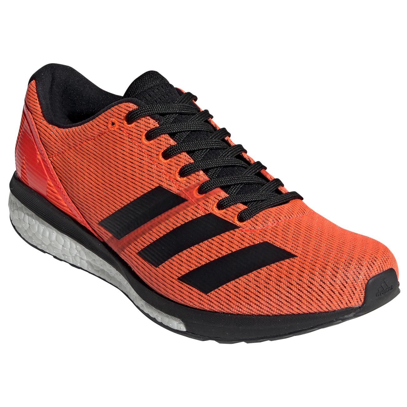 Adidas Runningschuhe 5uk Ftwr Black White Six7 Boston Core Grey 8 Adizero CQBdxoeWr