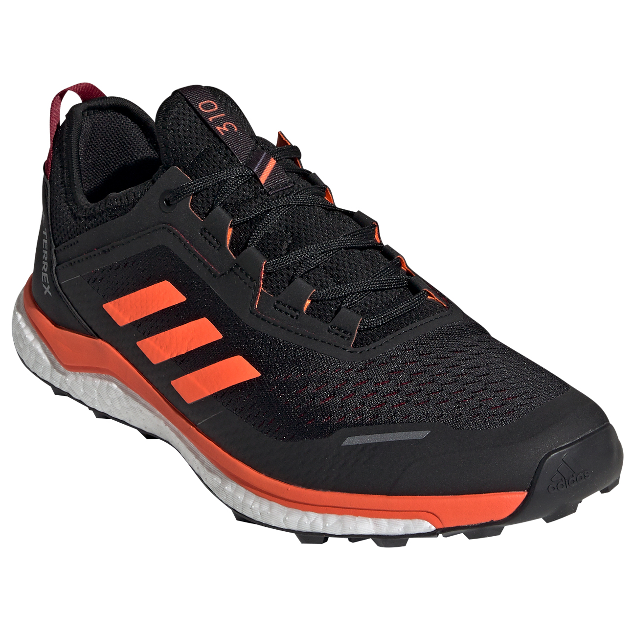 Zapatillas Core Flow Terrex Black running Six trail 5UK Agravic Grey Orange7 adidas de Solar F1cTlKJ
