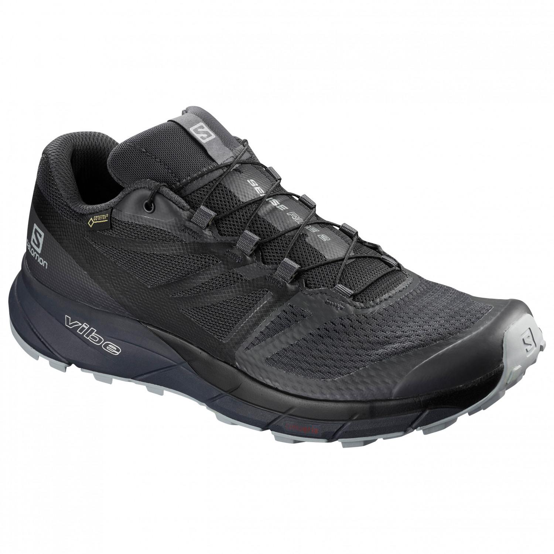 Salomon Sense Ride 2 GTX Invisible Fit - Zapatillas de trail ...