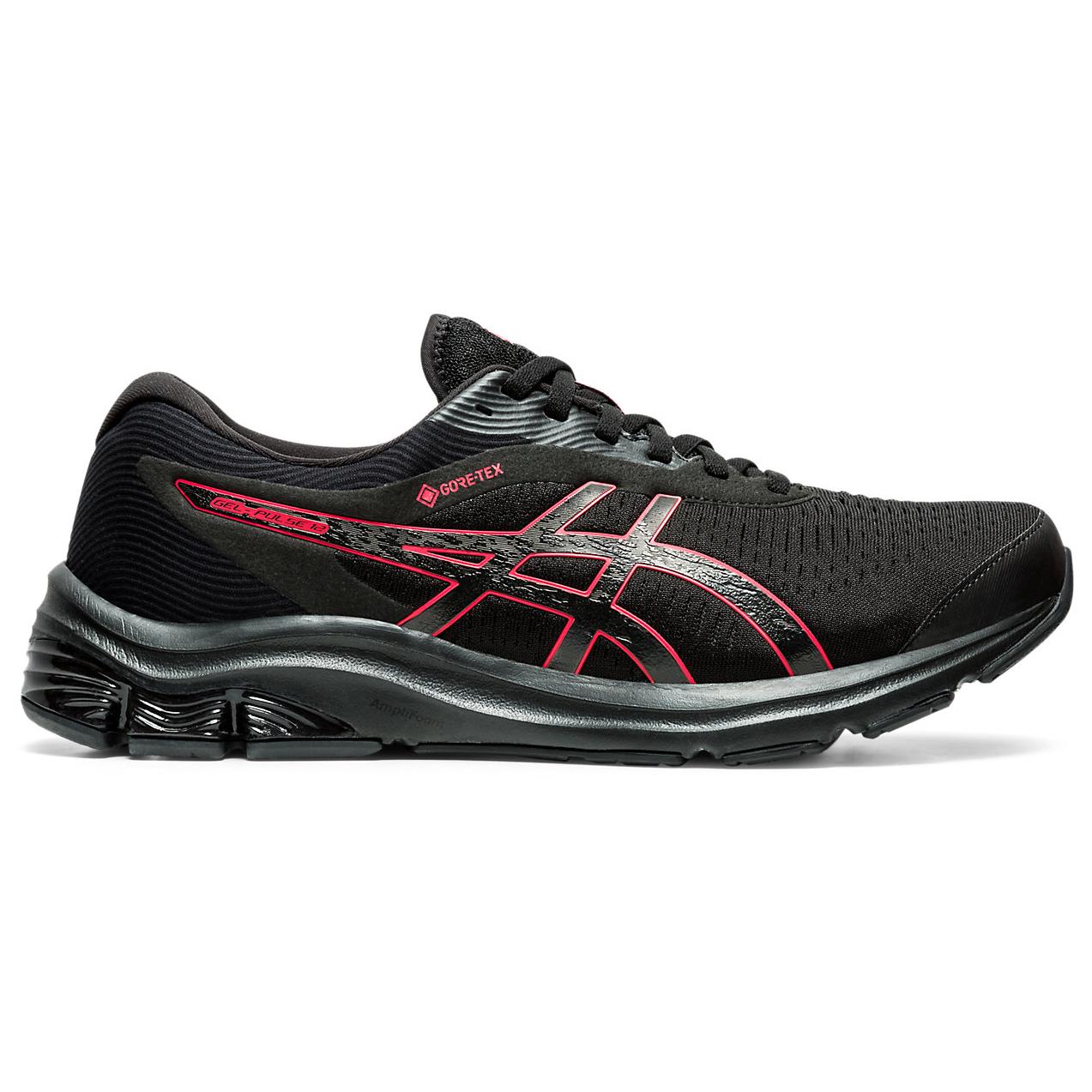 Asics - Gel-Pulse 12 GTX - Running shoes - Black / Black | 8 (US)