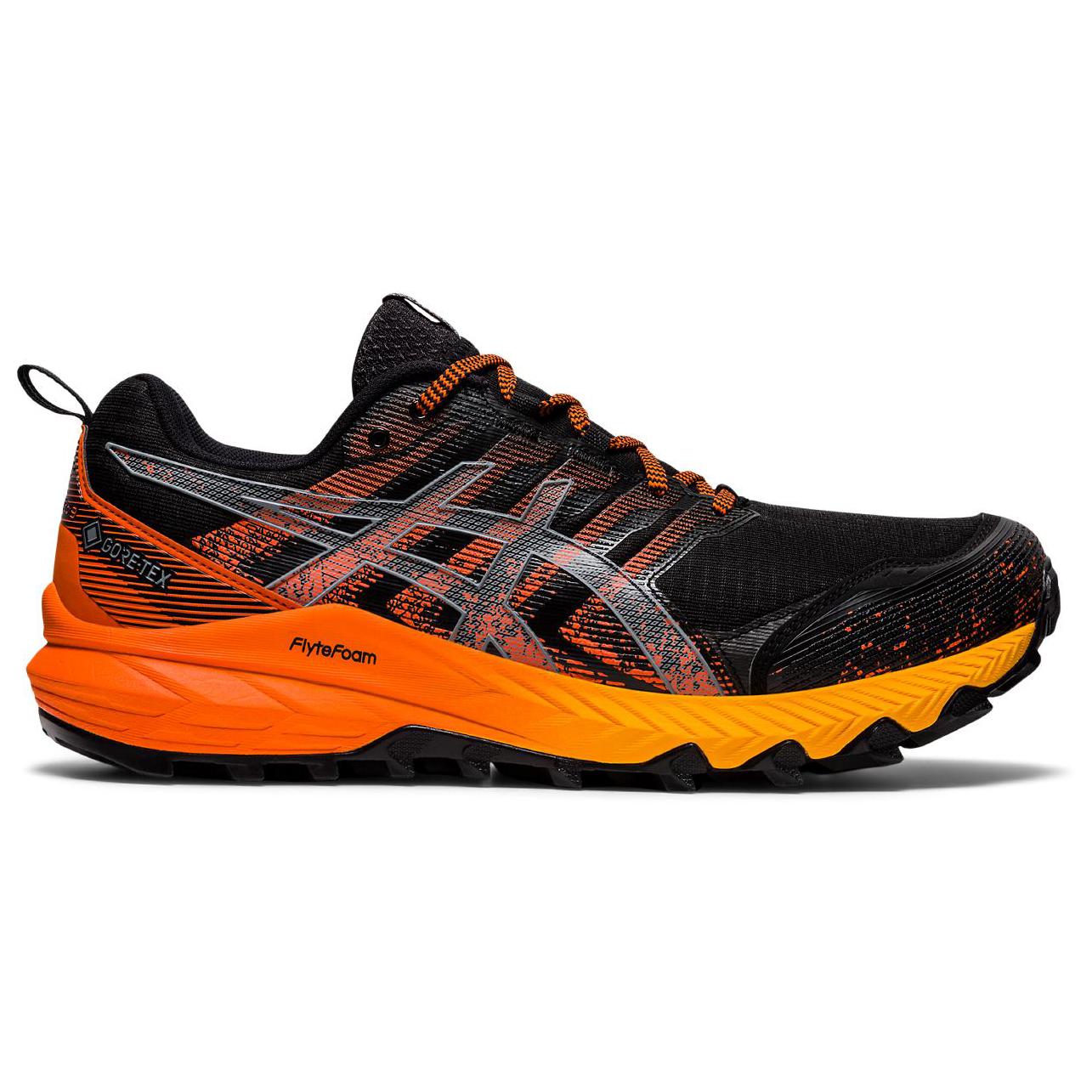Asics - Gel-Trabuco 9 GTX - Trail running shoes - Black / Carrier Grey | 8,5 (US)