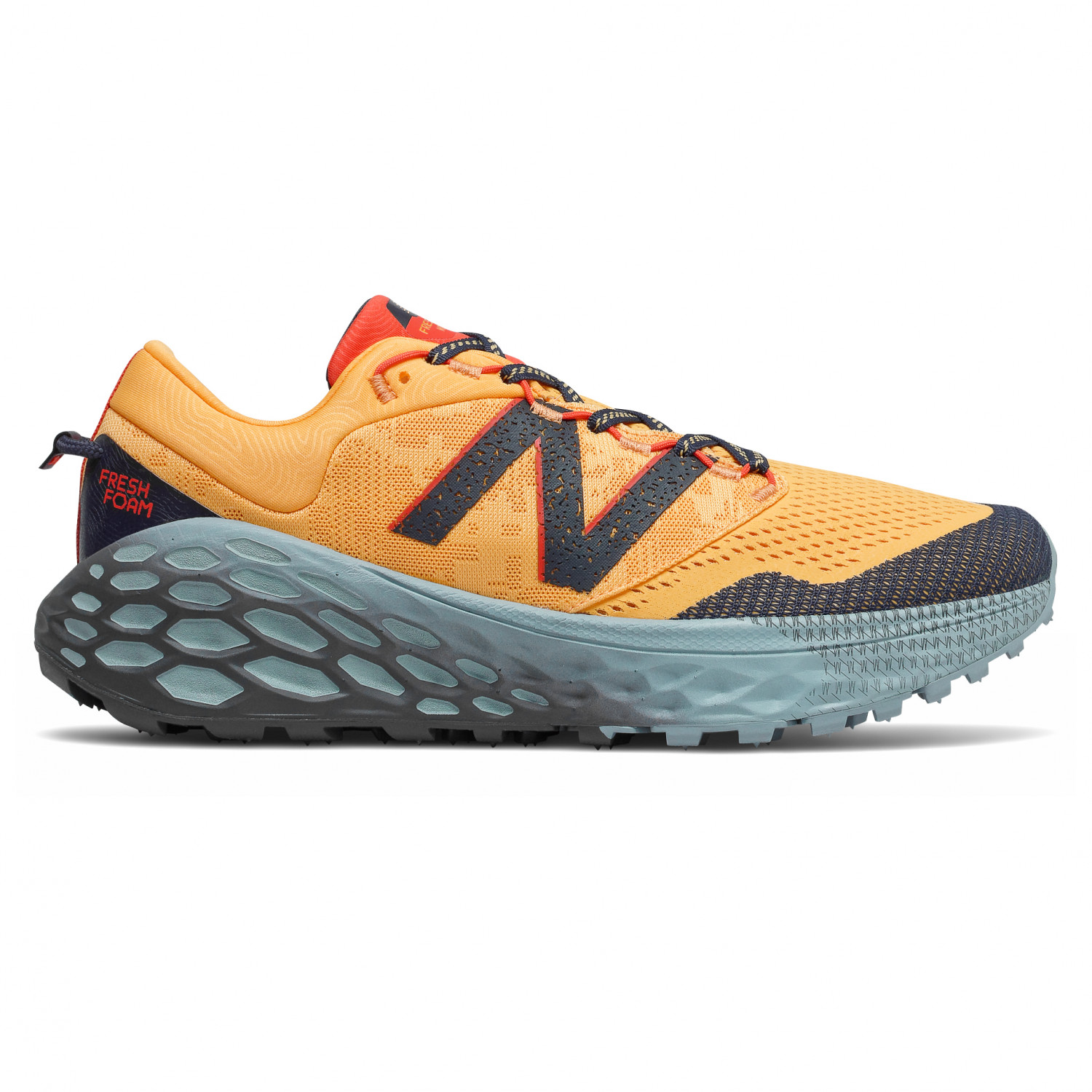 New Balance - Trail More - Trail running shoes - Habanero | 8 (US)