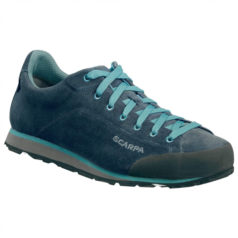 Scarpa - Margarita GTX - Sneaker Iron Gray / Mineral Blue