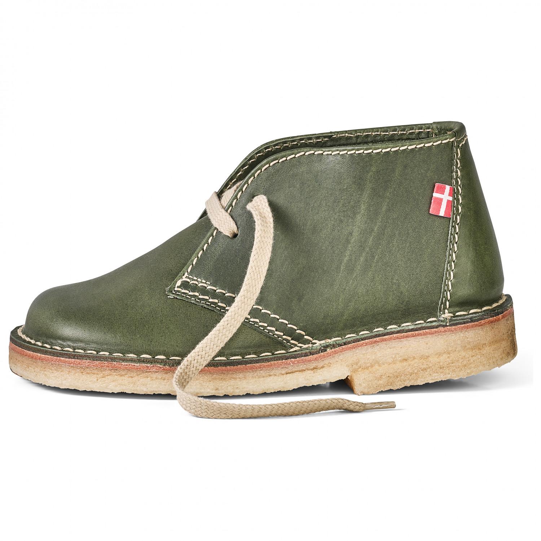 Duckfeet - Sjaelland - Sneaker Green
