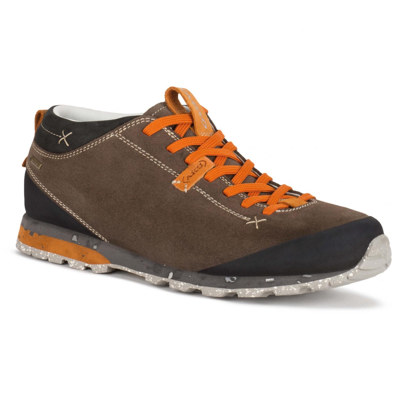 AKU - Bellamont Suede GTX - Sneaker Beige / Orange