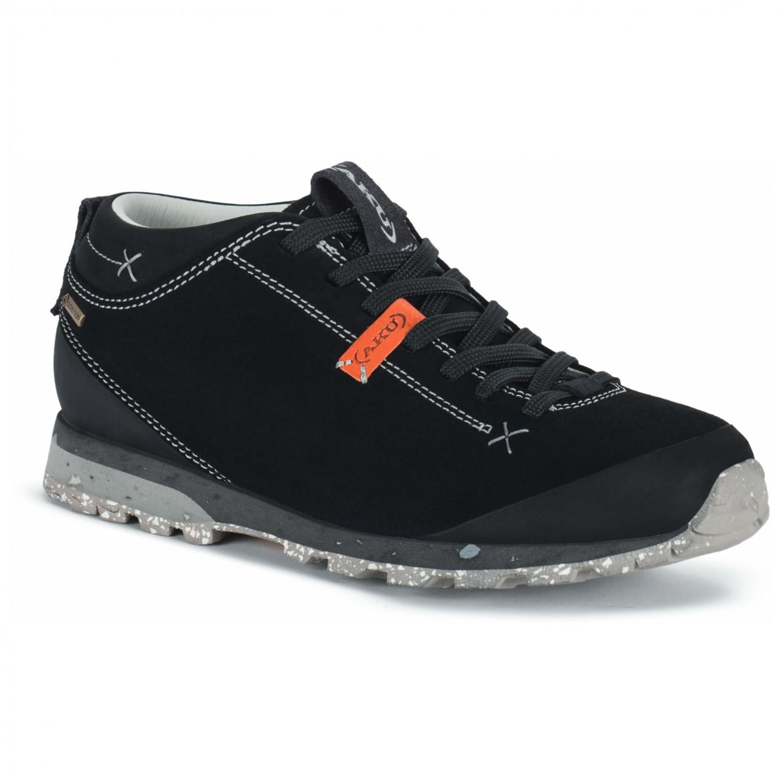 Aku Bella Mont Chaussures En Daim Noir Uk 11.5 Nwehvf5AOi