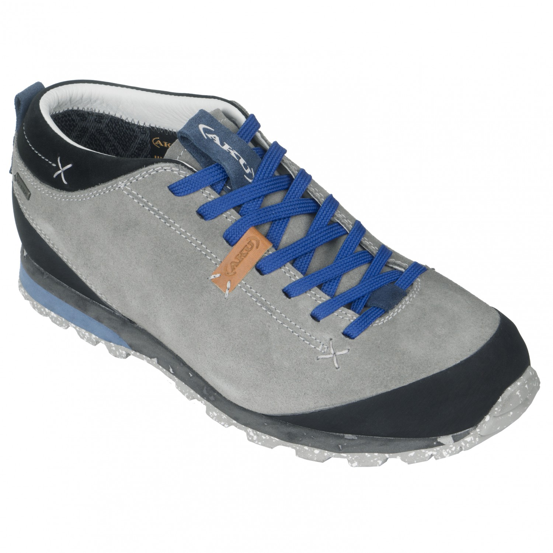 AKU Bellamont Suede GTX Scarpe Tempo Libero Black/Light Blue Comprar Barato Footaction bjfcx
