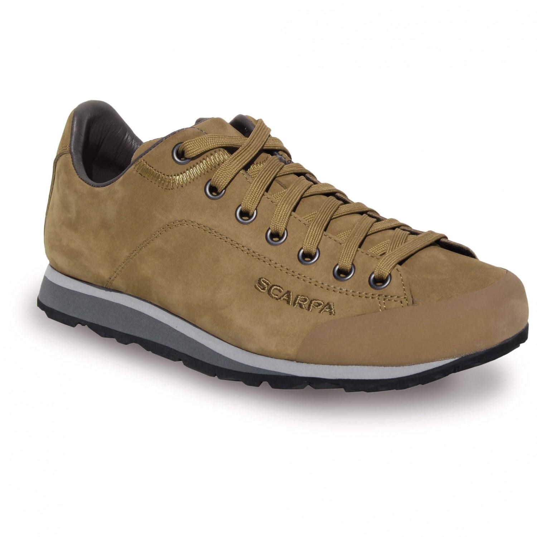 Scarpa - Margarita Leather - Sneaker Mineral Gray