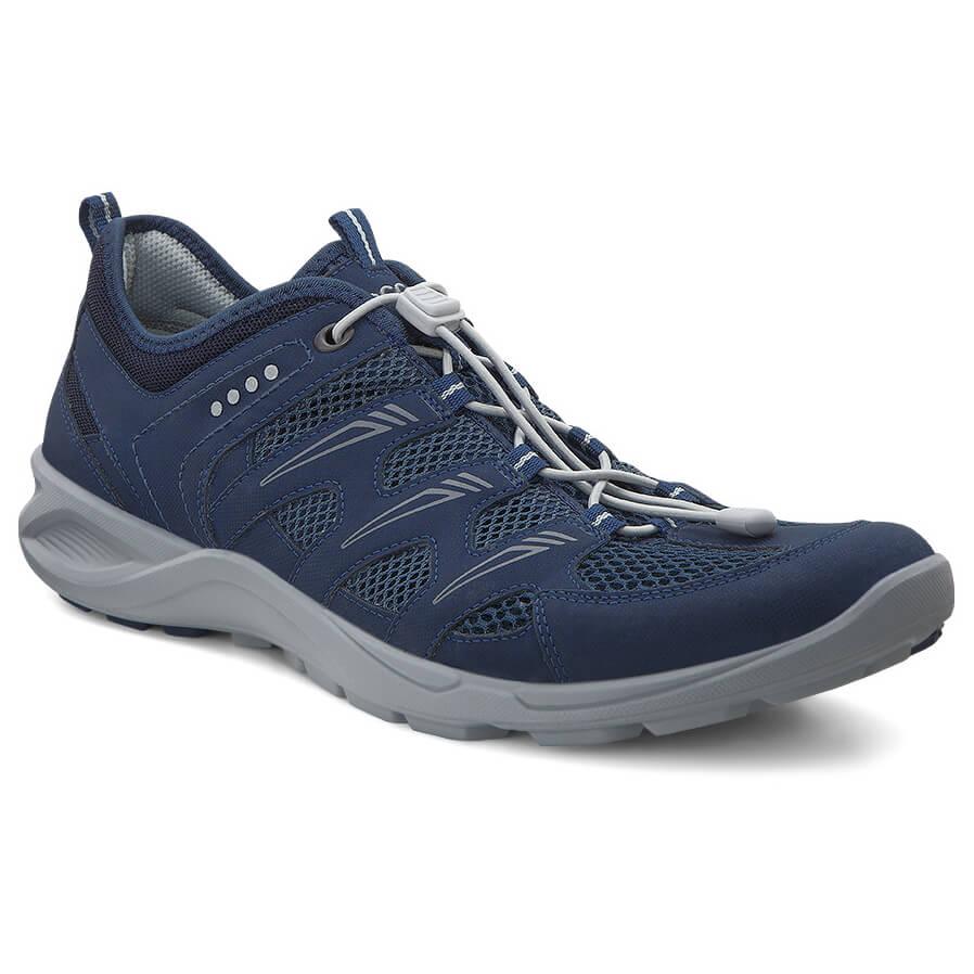 a79b82fe72a7af Ecco - Terracruise Lite - Sneaker True Navy   True Navy   Concrete ...