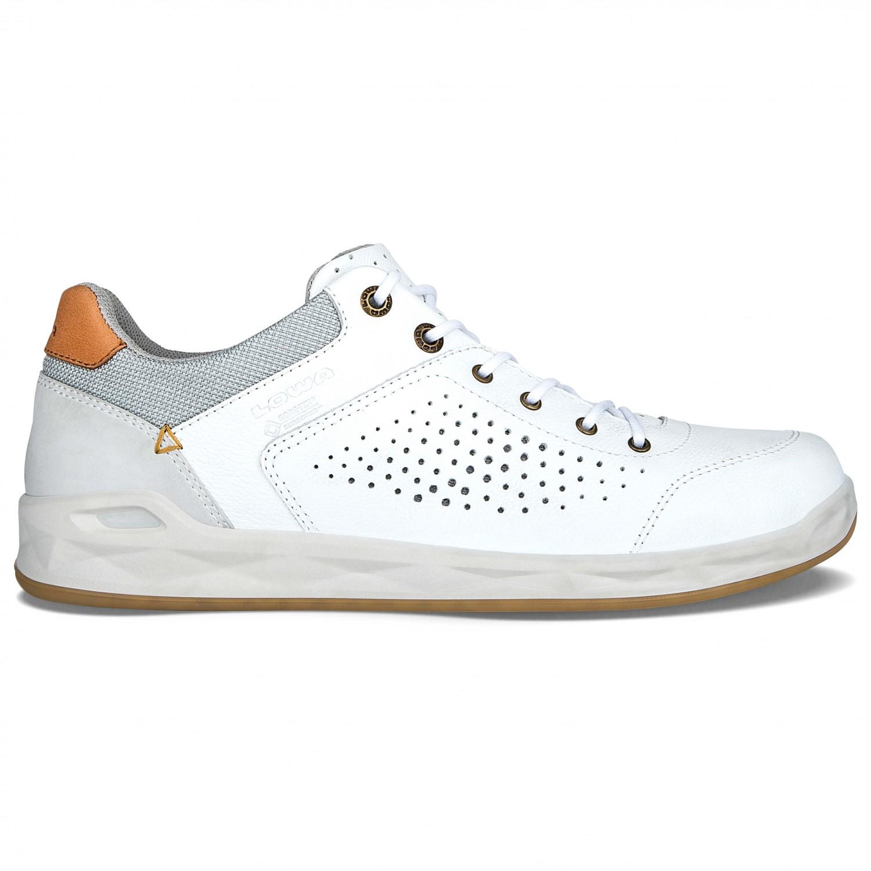 Lowa - San Francisco GTX - Sneaker Weiß