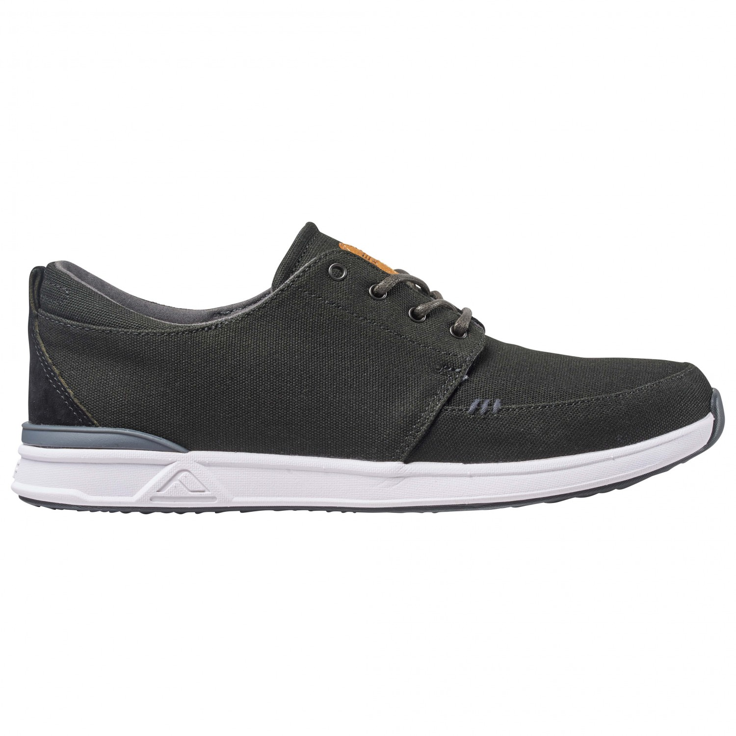 Reef - Rover Low - Sneaker Black / White
