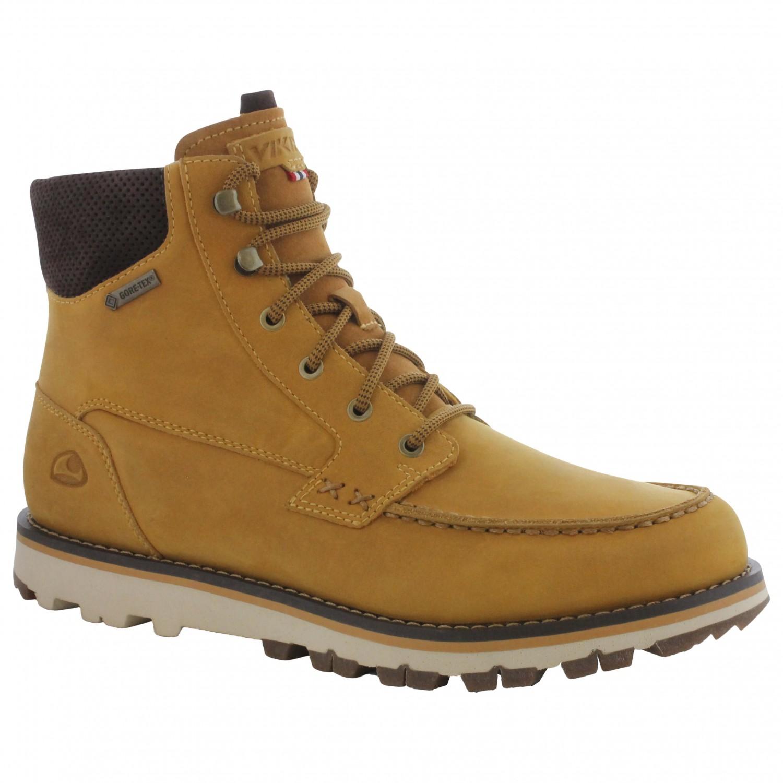 Viking - Kjenning GTX - Sneaker Mustard / Dark Brown