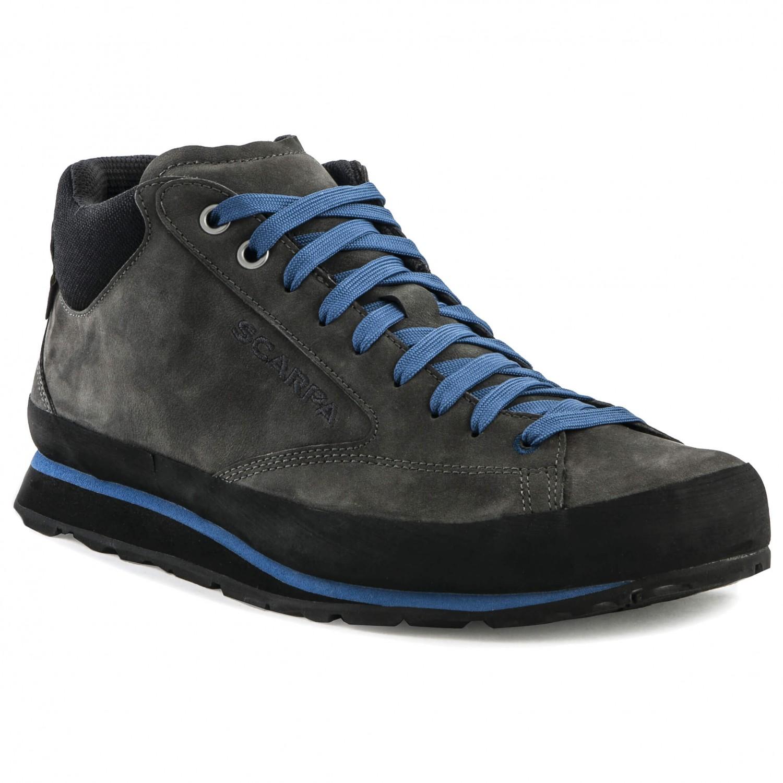 Scarpa - Aspen GTX - Sneaker Graphite / Ocean