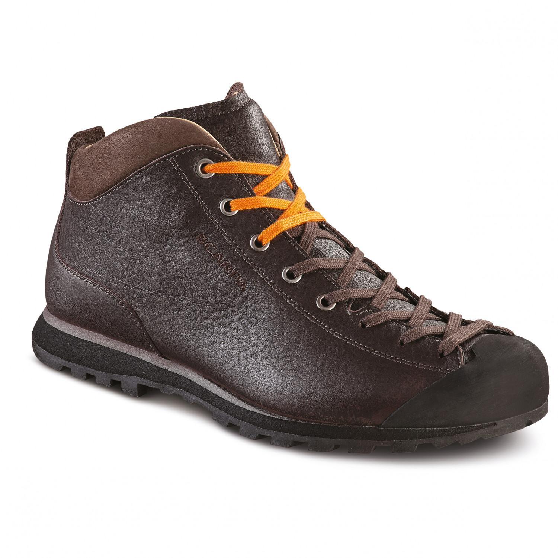 Scarpa - Mojito Basic Mid - Sneaker Dark Brown