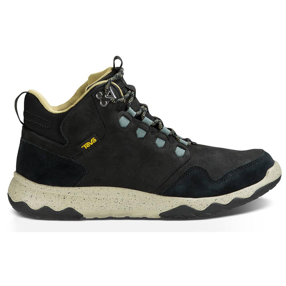 Teva - Arrowood Lux Mid WP - Sneaker Black