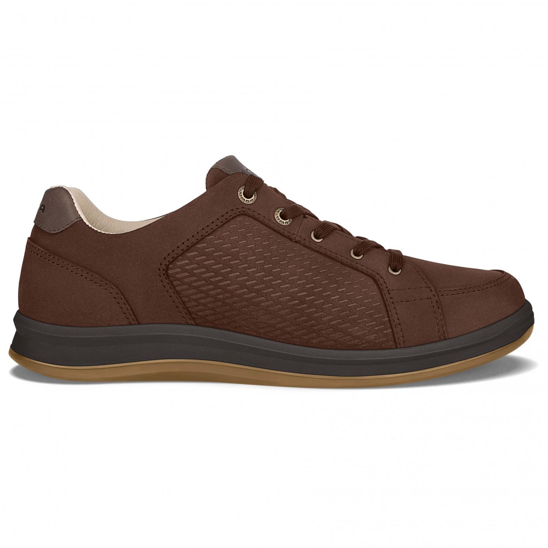 Lowa - Trieste Lo - Sneaker Cognac / Dunkelbraun