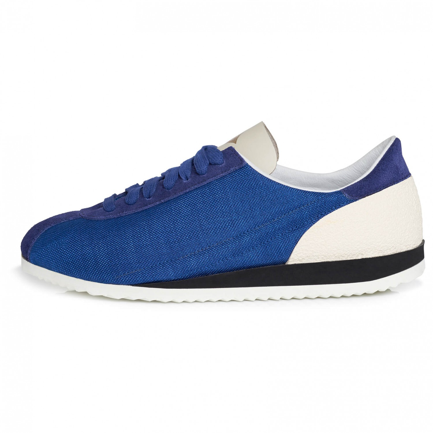 Brütting Diamond-Brand - Intervall Light - Sneaker Blue / Cream