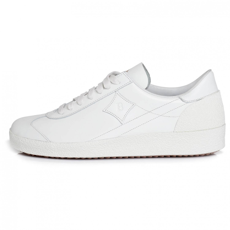 Brütting Diamond-Brand - Long Jog - Sneaker White / White / White