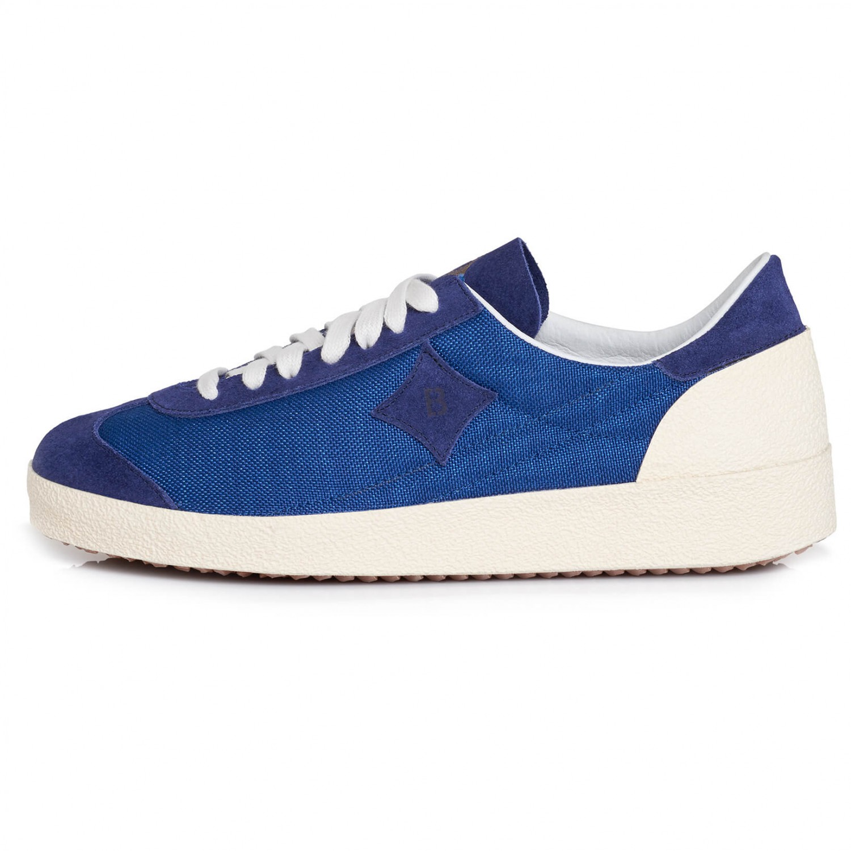 Brütting Diamond-Brand - Long Jog Light - Sneaker Blue / Cream