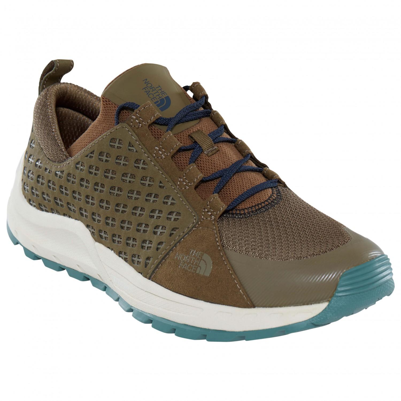 The North Face - Mountain Sneaker - Sneaker Beech Green / Urban Navy