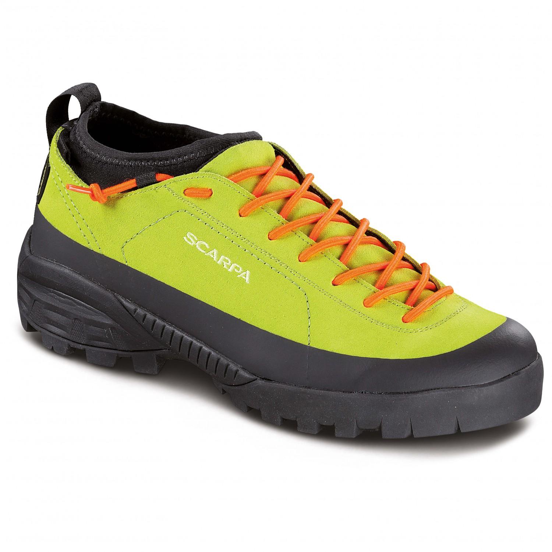 Scarpa - Haraka GTX - Sneaker Lime Fluo