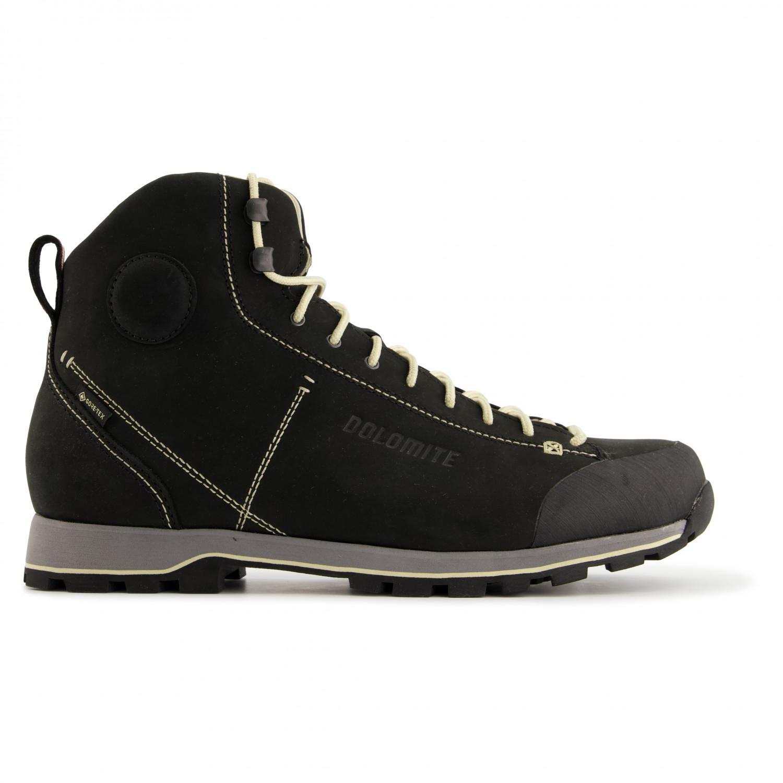 Dolomite - Shoe Cinquantaquattro High FG GTX - Stiefel Black