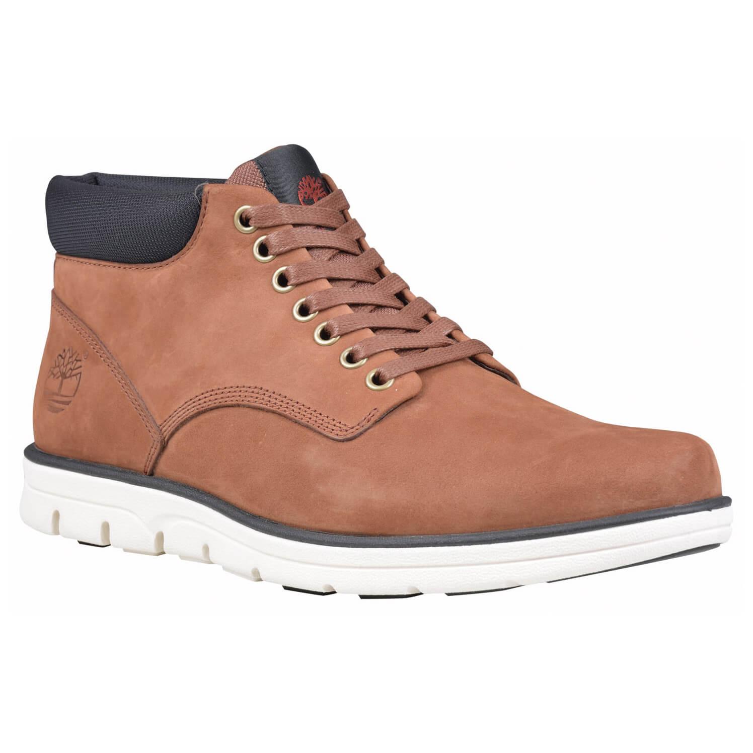 Timberland Bradstreet Chukka Leather Sneaker Herren