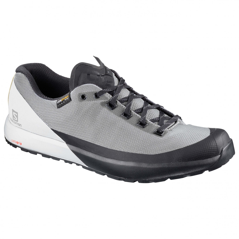 Salomon Acro Monument White Sneaker 5uk Black6 TFK1J3ucl