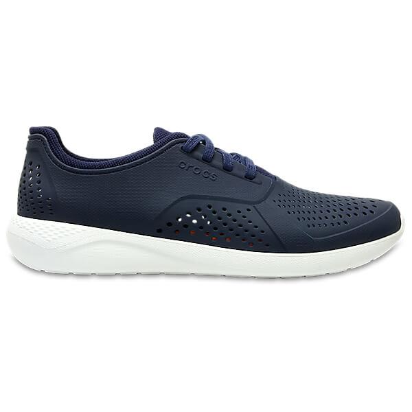 Crocs - LiteRide Pacer - Sneaker Navy / White