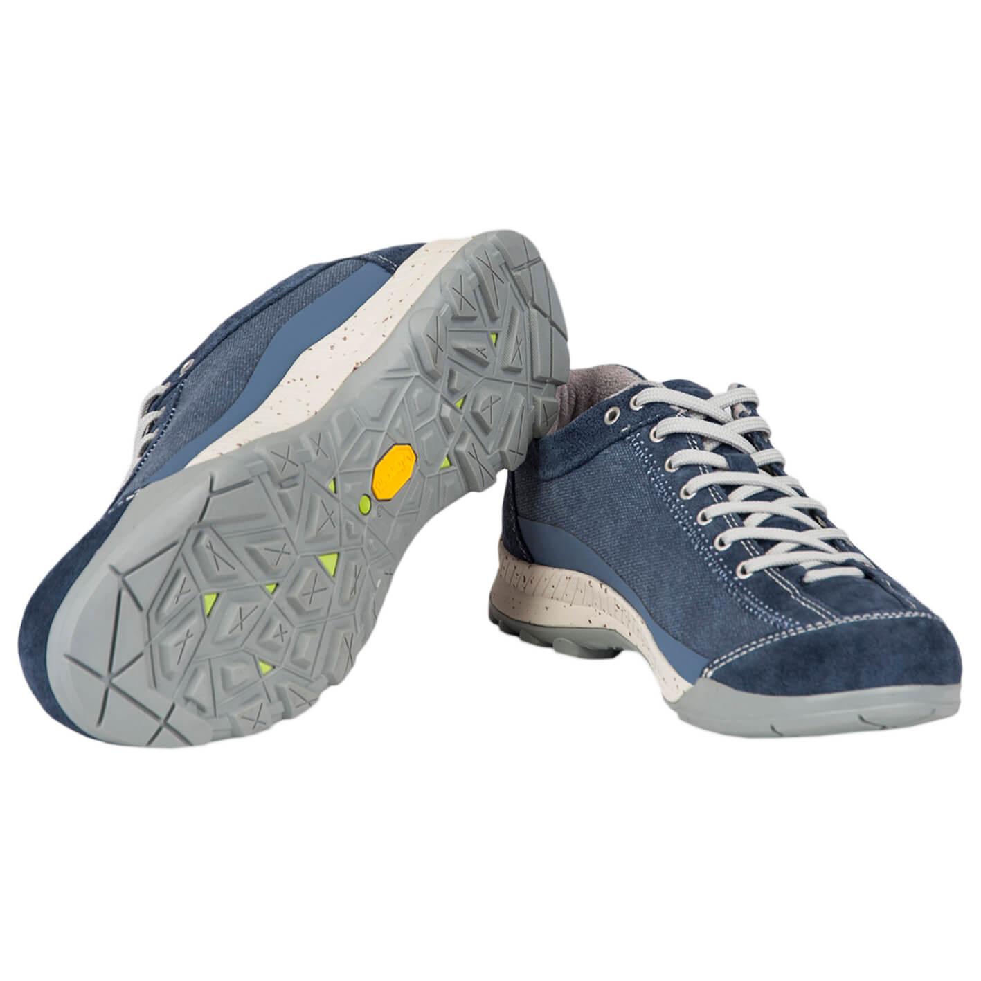 Montura - Sound Canvas - Sneaker Blu Denim Chiaro / Blu Denim Chiaro