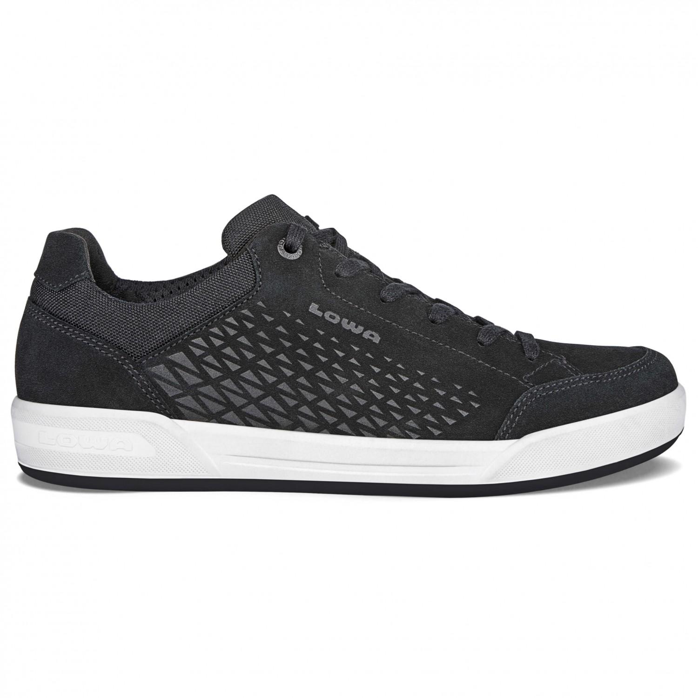 Lowa - Lisboa Lo - Sneaker Schwarz