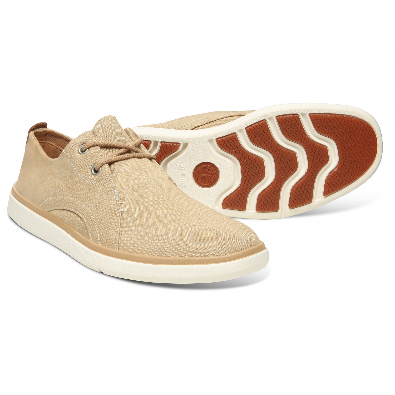 Timberland Gateway Pier Casual Oxford Sneaker Iced Coffee | 11,5 (US)
