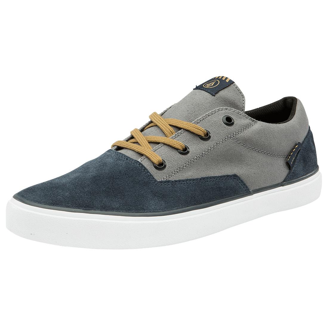 Volcom Draw LO Suede Shoe Sneakers Men's | Buy online