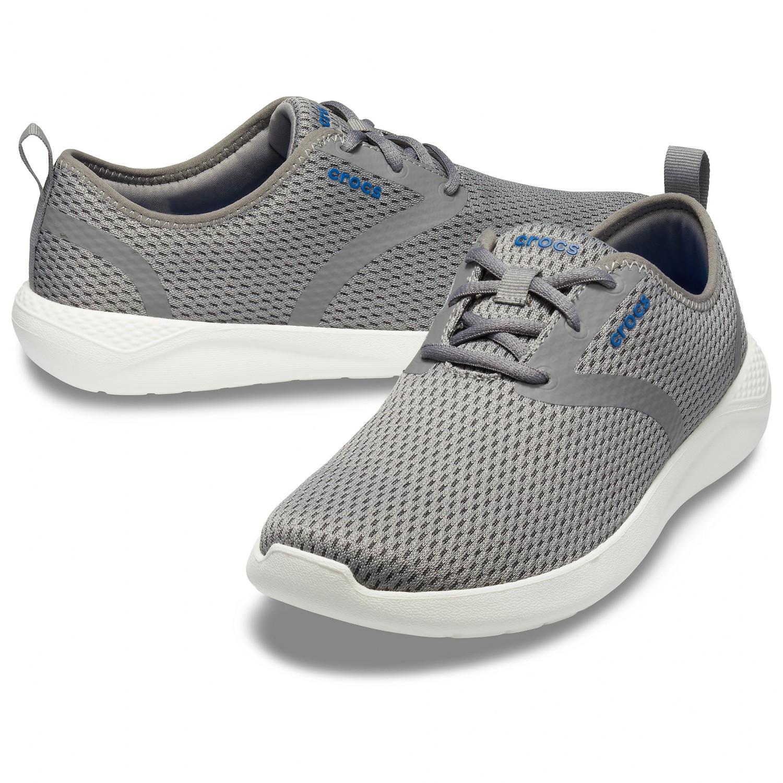 09514cff41 ... Crocs - Literide Mesh Lace - Sneakers ...