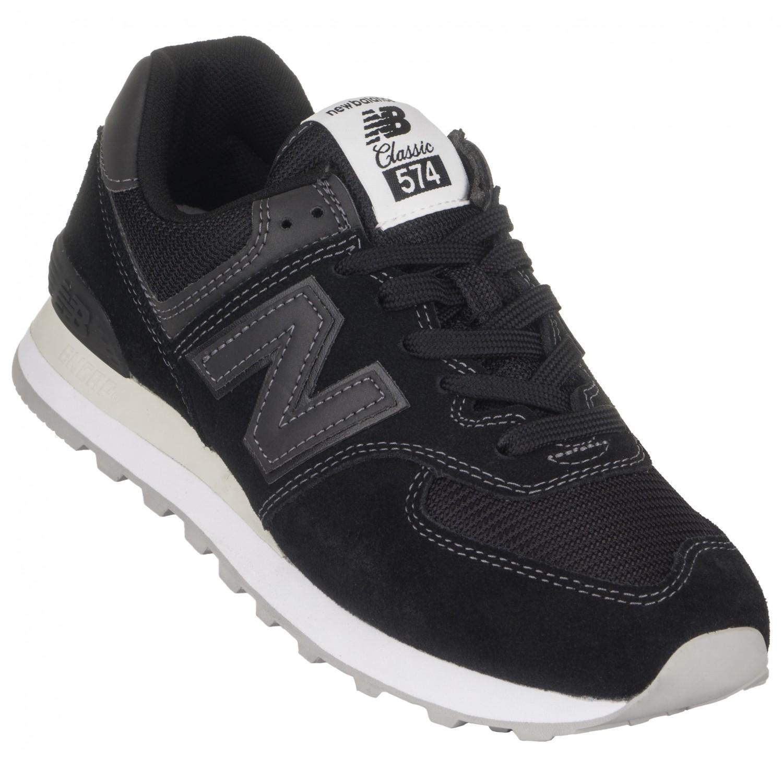new balance 574 leather