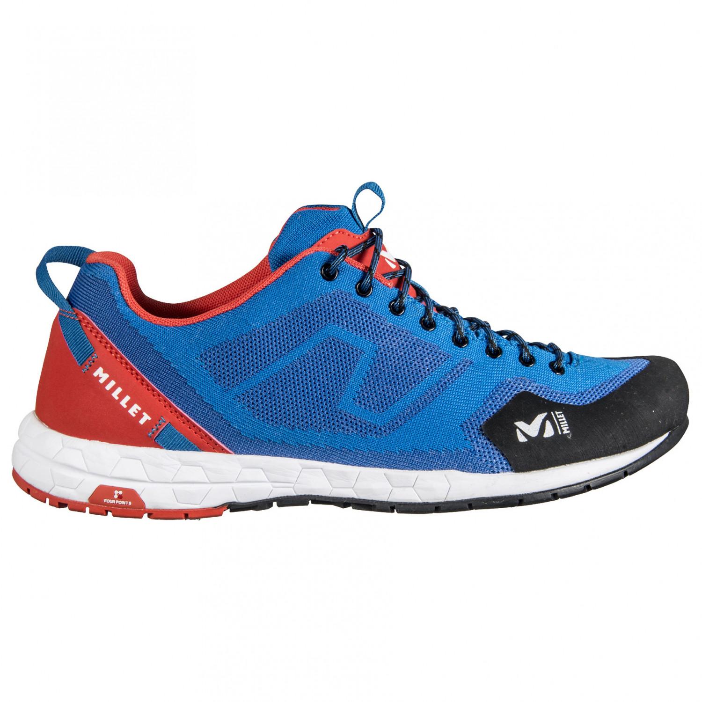 Amuri Sneaker Millet Electric Blue10uk Knit Y7bgfy6