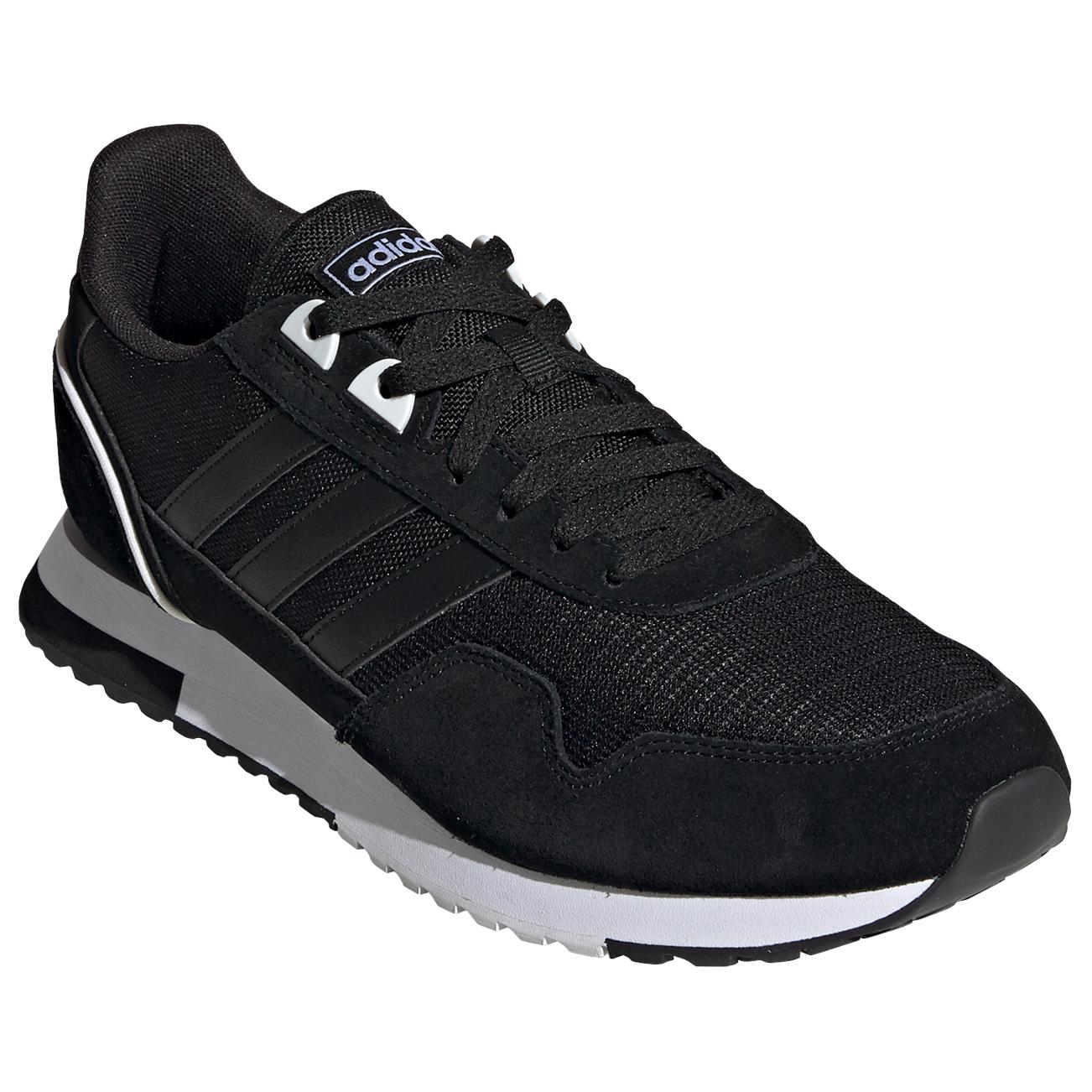 adidas - 8K 2020 - Sneakers - Chalk White / Scarlet / Legend Ink | 6,5 (UK)