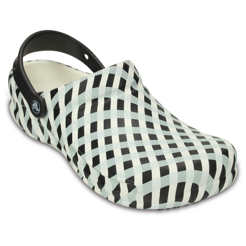f56daff61 Crocs - Bistro Gingham Clog - Sandals