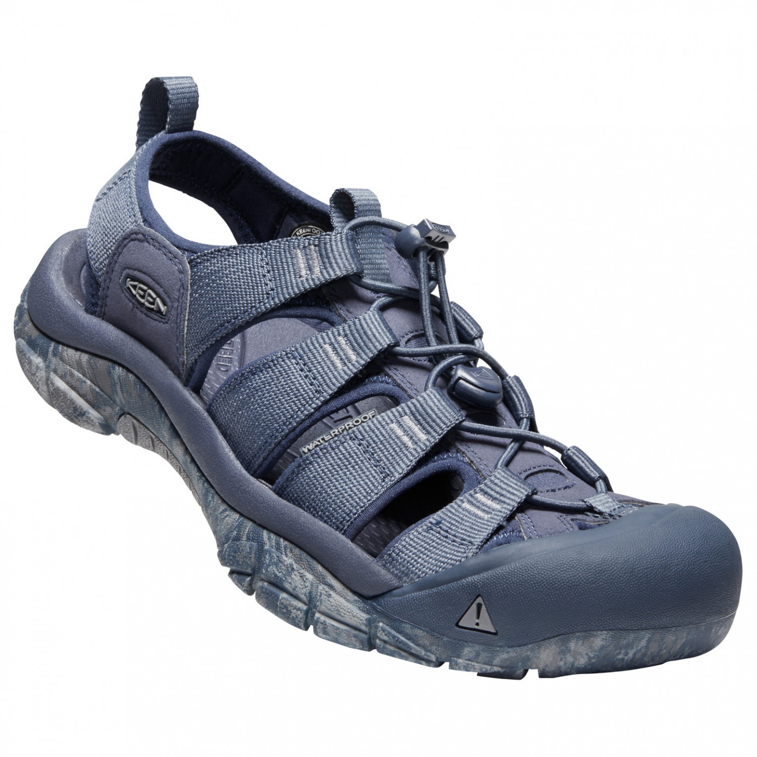 new styles 91681 ea939 Keen - Newport H2 - Sandalen - Blue Nights / Swirl Outsole | 9 (US)