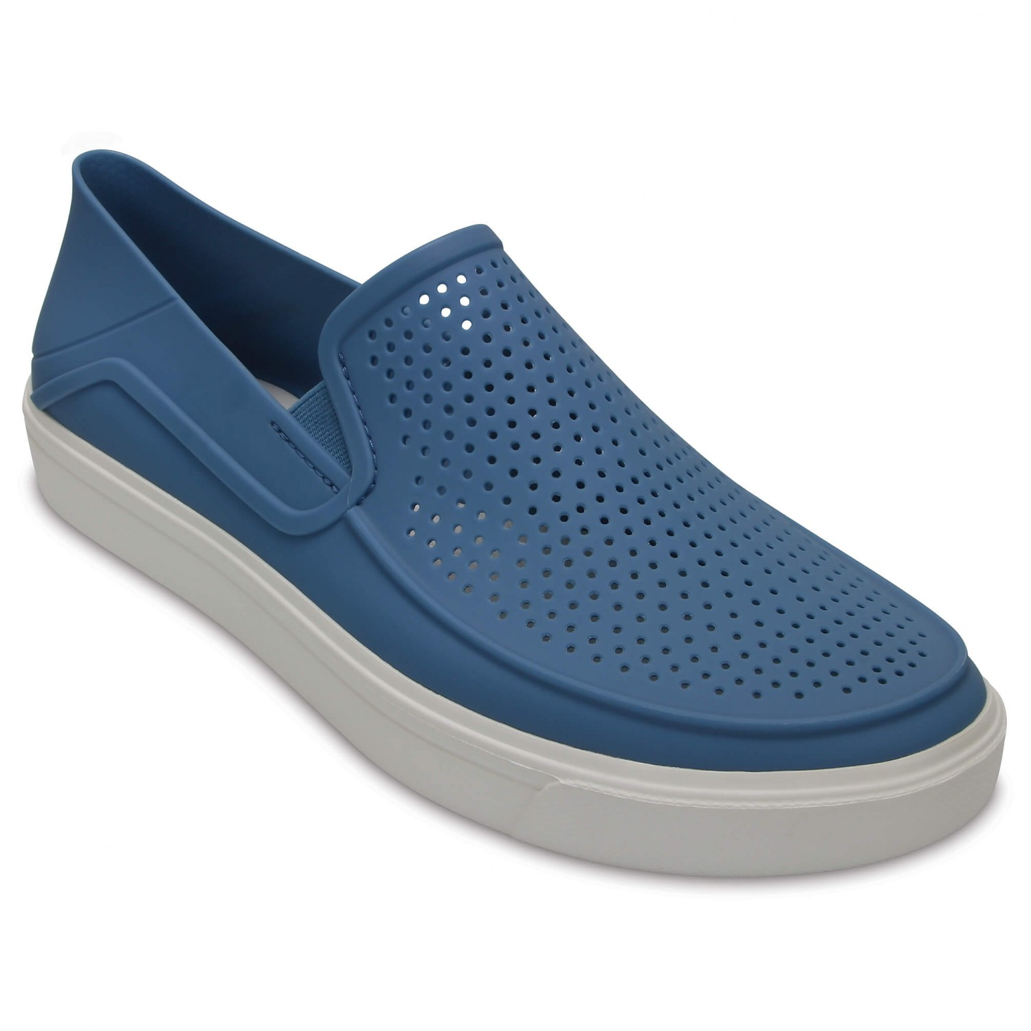 Crocs - Citilane Roka Slip-On - Outdoorsandalen Dusty Blue / White
