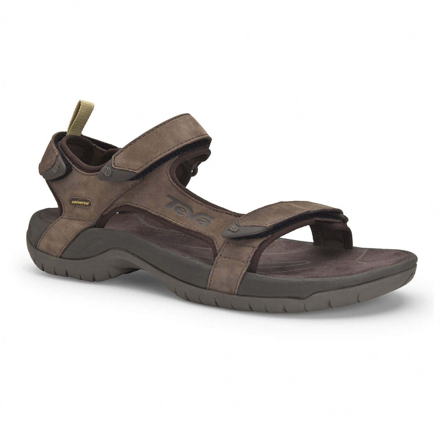 on sale d7e50 66b96 Teva - Tanza Leather - Sandals - Brown | 7 (US)