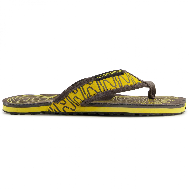 La Sportiva - Swing - Sandalen Black / Yellow