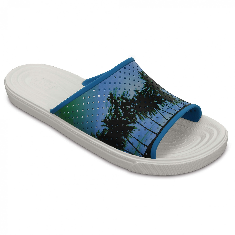 Crocs - Citilane Roka Tropical Slide - Outdoor sandals ...