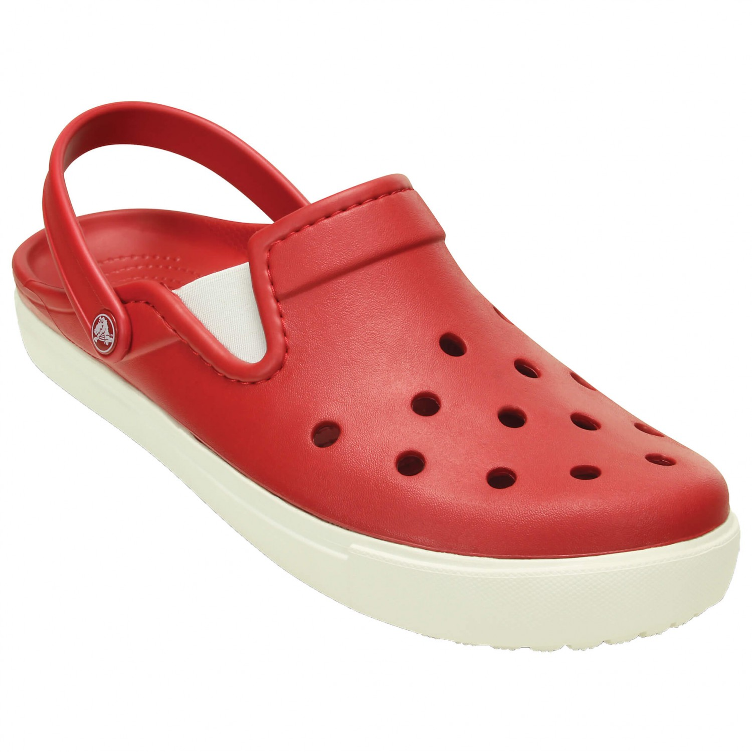 Crocs - CitiLane Clog - Outdoorsandalen Pepper / White