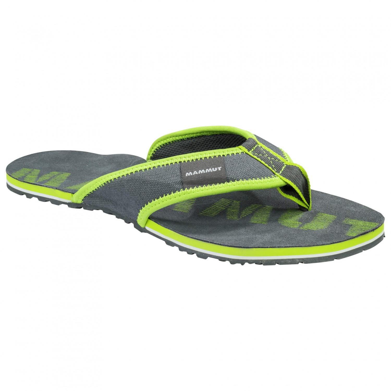 Mammut - Sloper Flip Low - Sandalen Graphite / Sprout